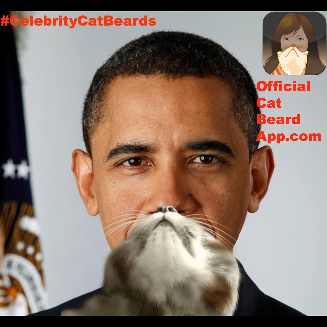 Obama beard